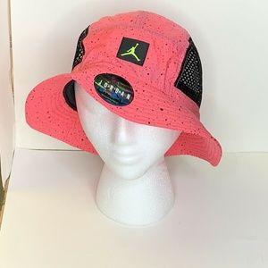 Air Jordan Poolside Pink Fisherman Bucket Hat NWT
